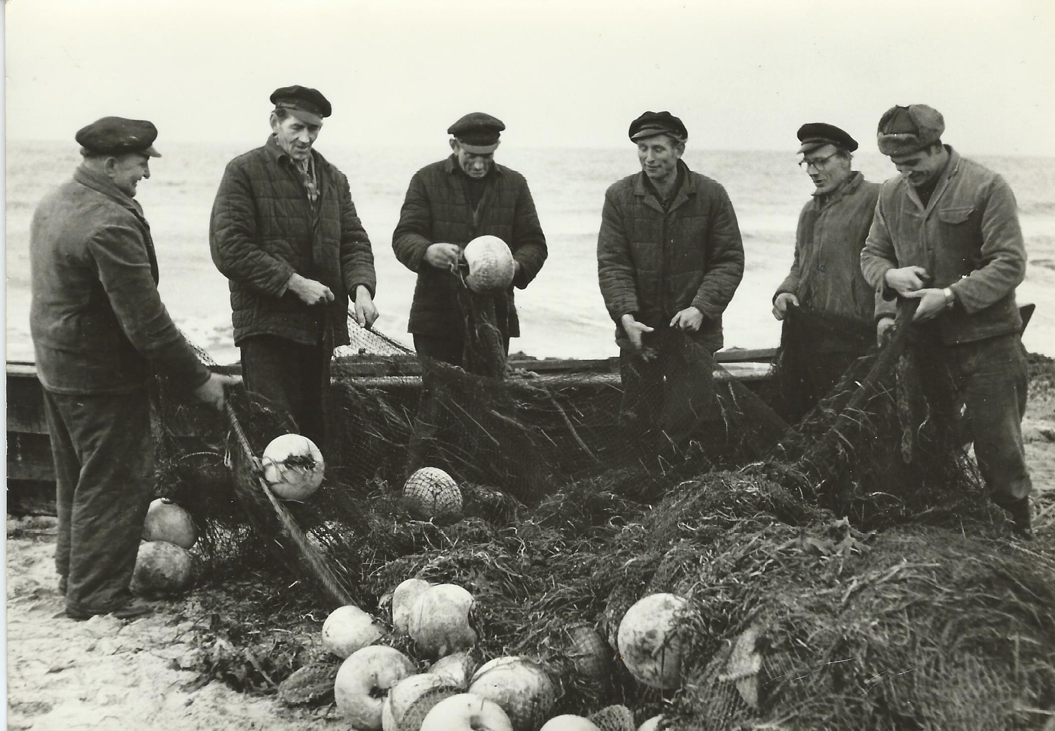 Fischerei & Team